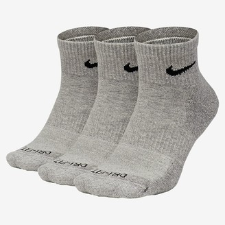 Nike Training Cushion Ankle Socks (3 Pairs Everyday Plus
