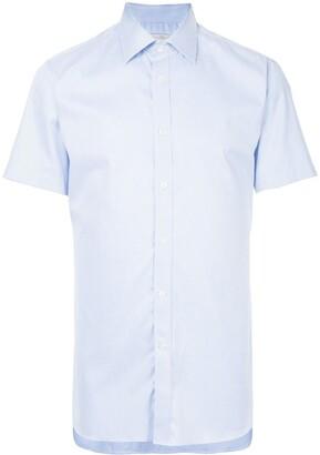 Gieves & Hawkes Short Sleeve Shirt