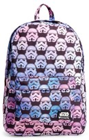 Loungefly Boy's Star Wars(TM) Stormtrooper Galaxy Backpack - Black
