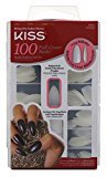 Kiss Long Stiletto Nails, 100 Count