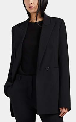The Row Women's Ciel Wool Long Blazer - Black
