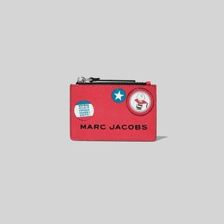 Marc Jacobs Peanuts x The Box Top Zip Multi Wallet