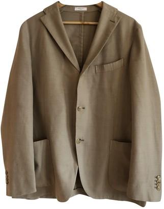 Boglioli Beige Wool Jackets