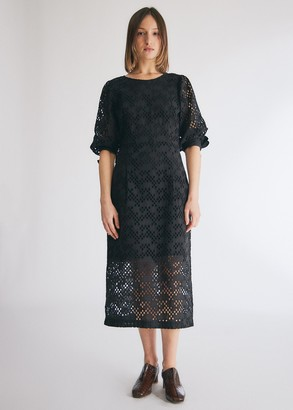 Just Female Women's Avador Dress in Black, Size Extra Small