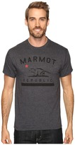 Marmot Republic Short Sleeve Tee