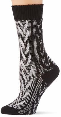 Hudson Women's Shiny Socks