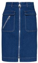 Stella McCartney true blue denim skirt