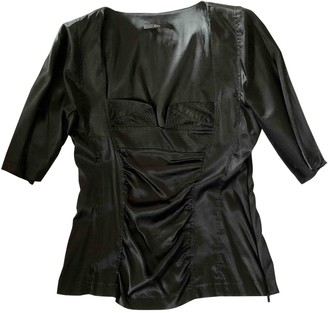BOSS Black Silk Top for Women