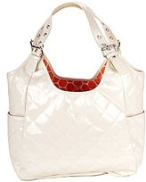 JP Lizzy Dreamsicle Satchel Diaper Bag