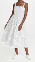 Thumbnail for your product : ENGLISH FACTORY Floral Midi Dress