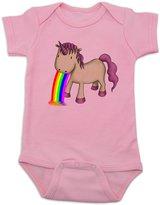 Vulgar Baby Unicorn Vomit Onesie
