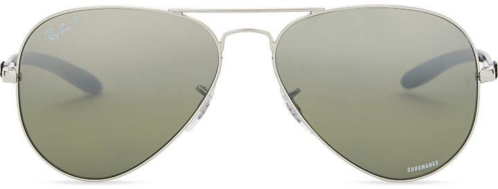 Ray-Ban RB8317CH Chromance® aviator sunglasses
