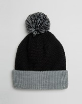 Jack and Jones Beanie with Bobble