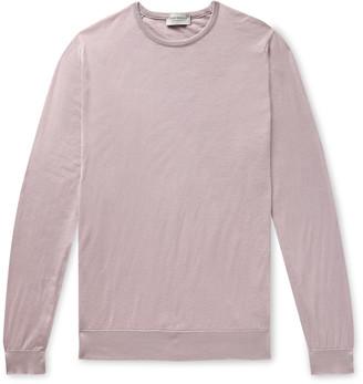 John Smedley Hatfield Slim-Fit Sea Island Cotton Sweater