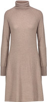 Magaschoni Stretch-knit turtleneck dress