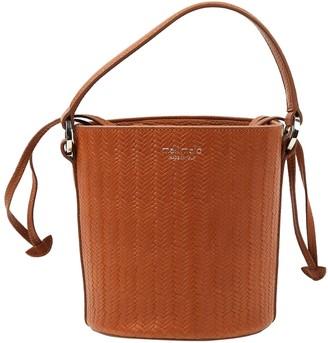 Meli-Melo Brown Leather Handbags