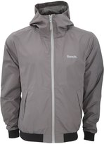 Bench Mens Pastance Zip Up Water Repellent Jacket