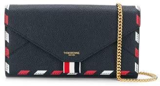 Thom Browne envelope clutch bag