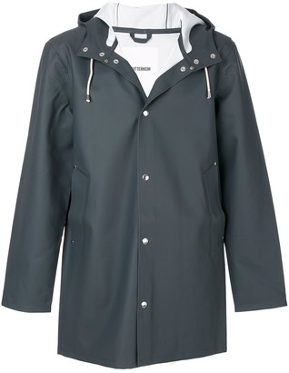 Stutterheim Hooded Raincoat