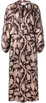 Zimmermann floral oversized gown