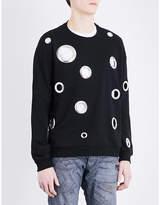 Diesel S-wesley-ed cotton-jersey sweatshirt