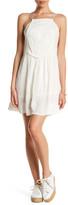 C&C California Dahna Strappy Tunic Dress