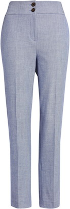 Halogen Chambray Ankle Pants