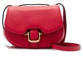J.Crew 'Rider' Italian Leather Mini Bag - Red