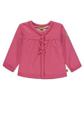 Steiff Baby Girls' Sweatjacke 1/1 Arm Track Jacket