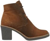 Miista Imelda Dip Dye Cognac Boot