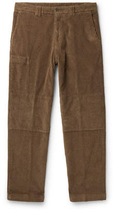 Lardini Stretch-Cotton Corduroy Trousers