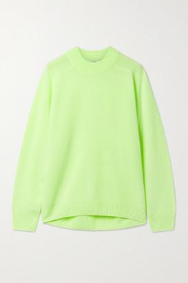 Tibi Cashmere Sweater - Light green