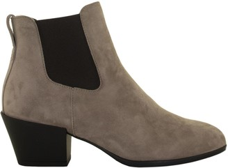 Hogan Texan Ankle Boots