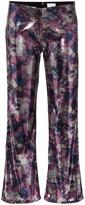 Collina Strada Mariposa sequinned trousers