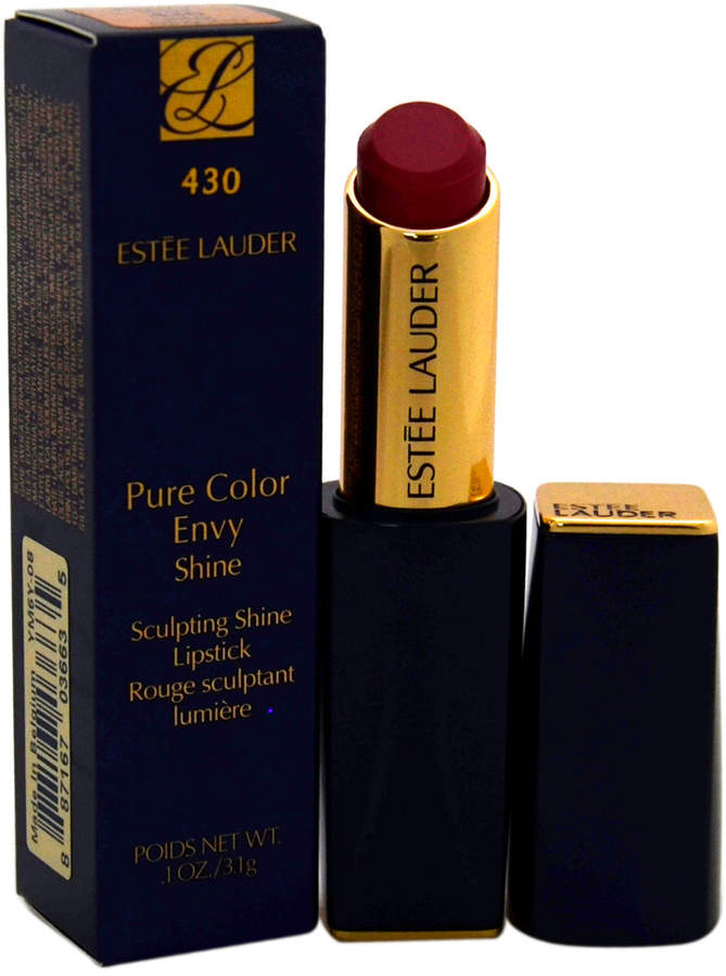 Estee Lauder # 430 Pink Dragon 0.1Oz Pure Color Envy Shine Sculpting Shine Lipstick