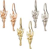 Disney Tinker Bell Diamond Earrings - 14K