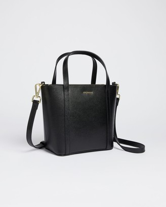 Ted Baker Leather Saffiano Tote Bag