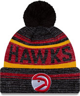 New Era Atlanta Hawks Hardwood Classics Snow Dayz Knit Hat