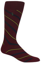 Polo Ralph Lauren Multi Diagonal Stripe Socks