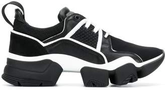 Givenchy jaw low top sneaker black & white