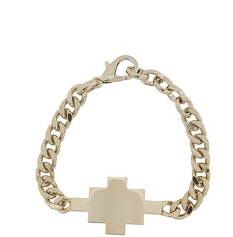 Marcelo Burlon County of Milan Cross chunky chain link bracelet