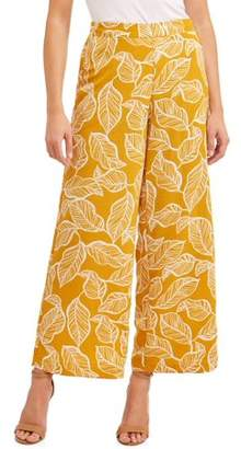 ECI Women's Tropical Pull On Pant