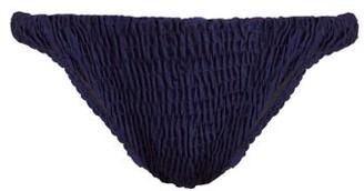 Solid & Striped The Annabelle Bikini Briefs - Womens - Navy