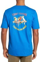 Tommy Bahama Four Calling Birds Graphic T-Shirt