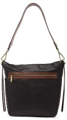 Hobo Danette Leather Shoulder Bag