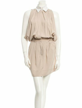 Lover Dress w/ Tags Beige