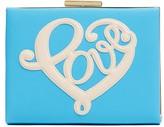 Love Moschino Love Clutch