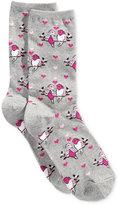 Hot Sox Women's Love Birds Socks