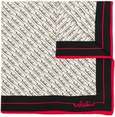 Valentino signature print scarf