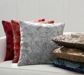 Pottery Barn Natalia Silk Jacquard Pillow Cover